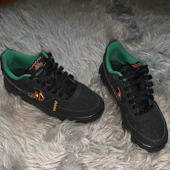 Nike Shoes - CUSTOM AND RARE NIKE 1 AIR FORCES